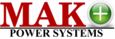 Logo MAK Plus Power Systems