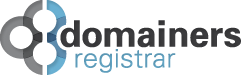 Logo domainers registrar